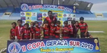 El club Caupolicán de Chile participará en la Madrid Youth Cup