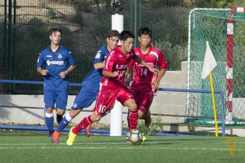 Resultados, cruces y fotos de la fase de grupos Madrid Youth Cup Juvenil