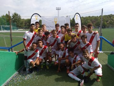 Resultados y fotos de Madrid Youth Cup