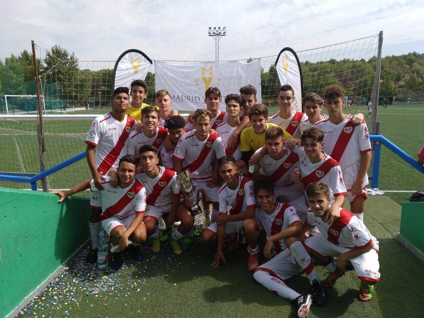 Resultados y fotos de Madrid Youth Cup