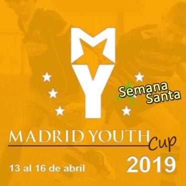 La Madrid Youth Cup más internacional