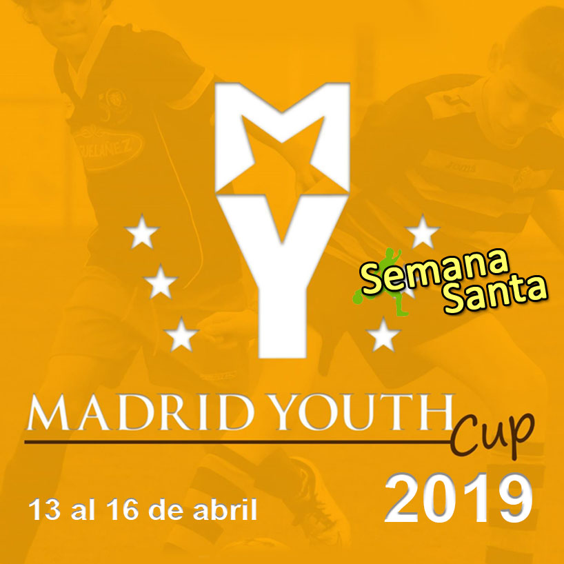 ¡Últimas plazas en la Madrid Youth Cup!