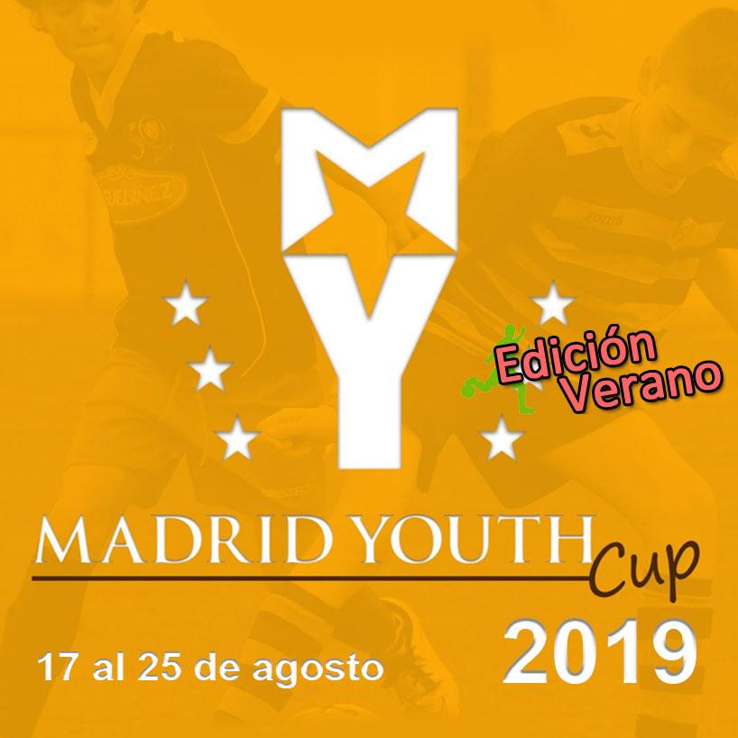 Horarios y calendario de la Madrid Youth Cup Verano