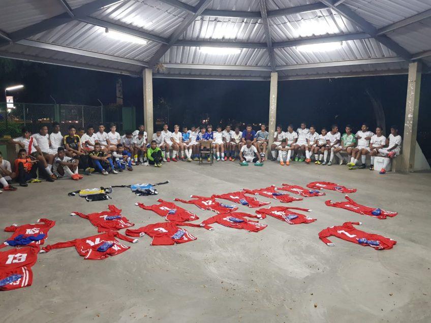 La Selección Valledupar terminó la elección de jugadores que nos visitarán