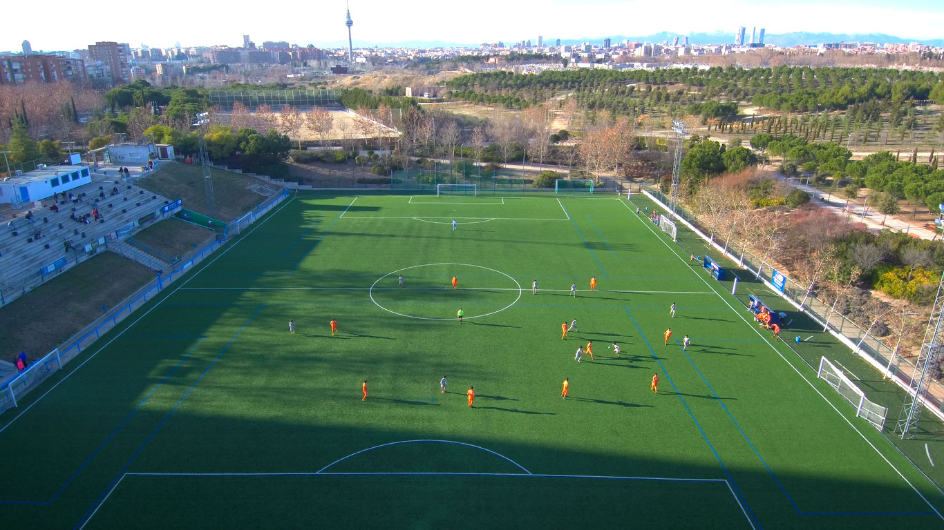 Campo de Futbol Dehesa de Moratalaz