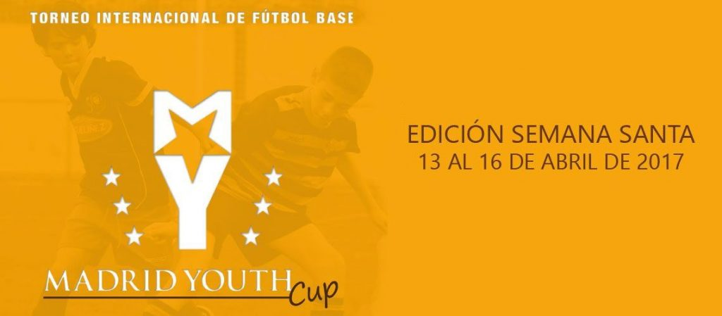 2 plazas madrid youth cup